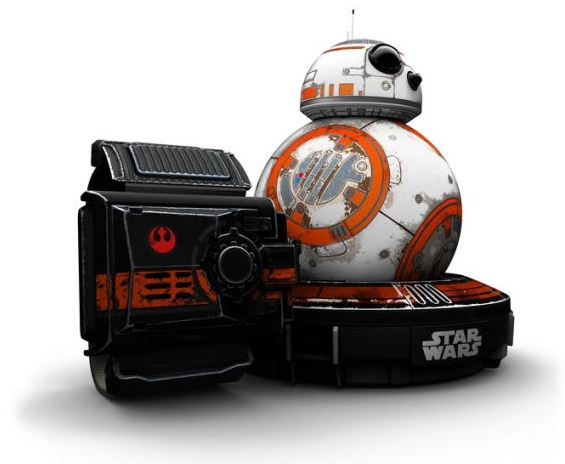 26213 - Sphero Star Wars Special Edition BB-8 App-Enabled Droid with Force Band? - SPECIAL EDITION Europe