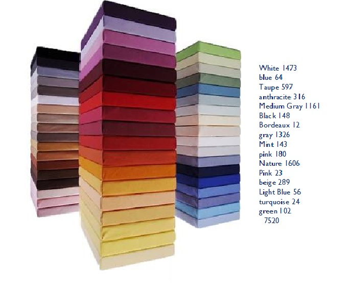 27444 - Bed sheets Europe