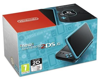 28337 - Nintendo New 2DS XL Europe