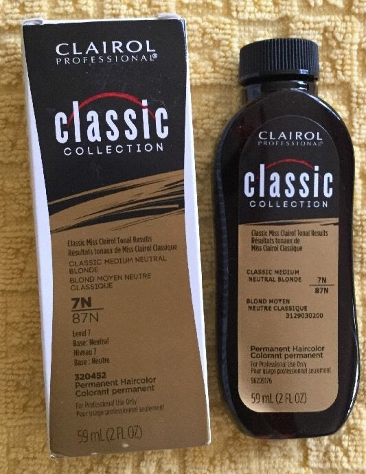 28523 - CLAIROL HAIR COLOR Canada