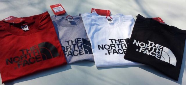 28623 - THE NORTH FACE TEE SHIRTS Europe