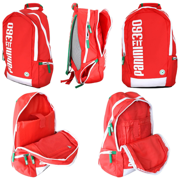 28976 - Order Panini backpack (red, 45x33x16cm) Europe