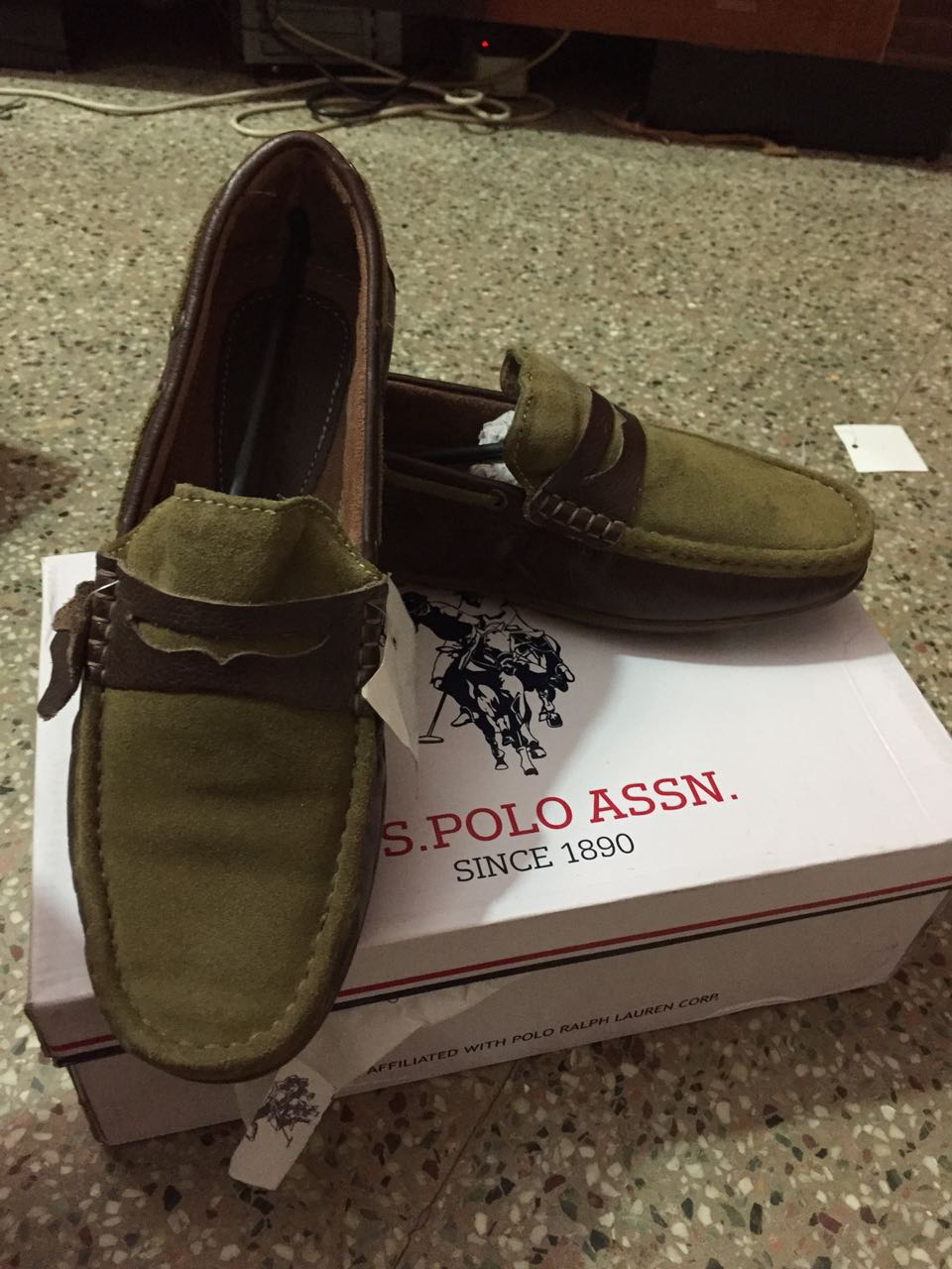 29011 - USPA shoes INDIA