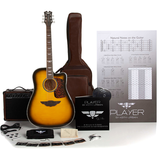 29241 - Keith Urban Guitar Packages USA
