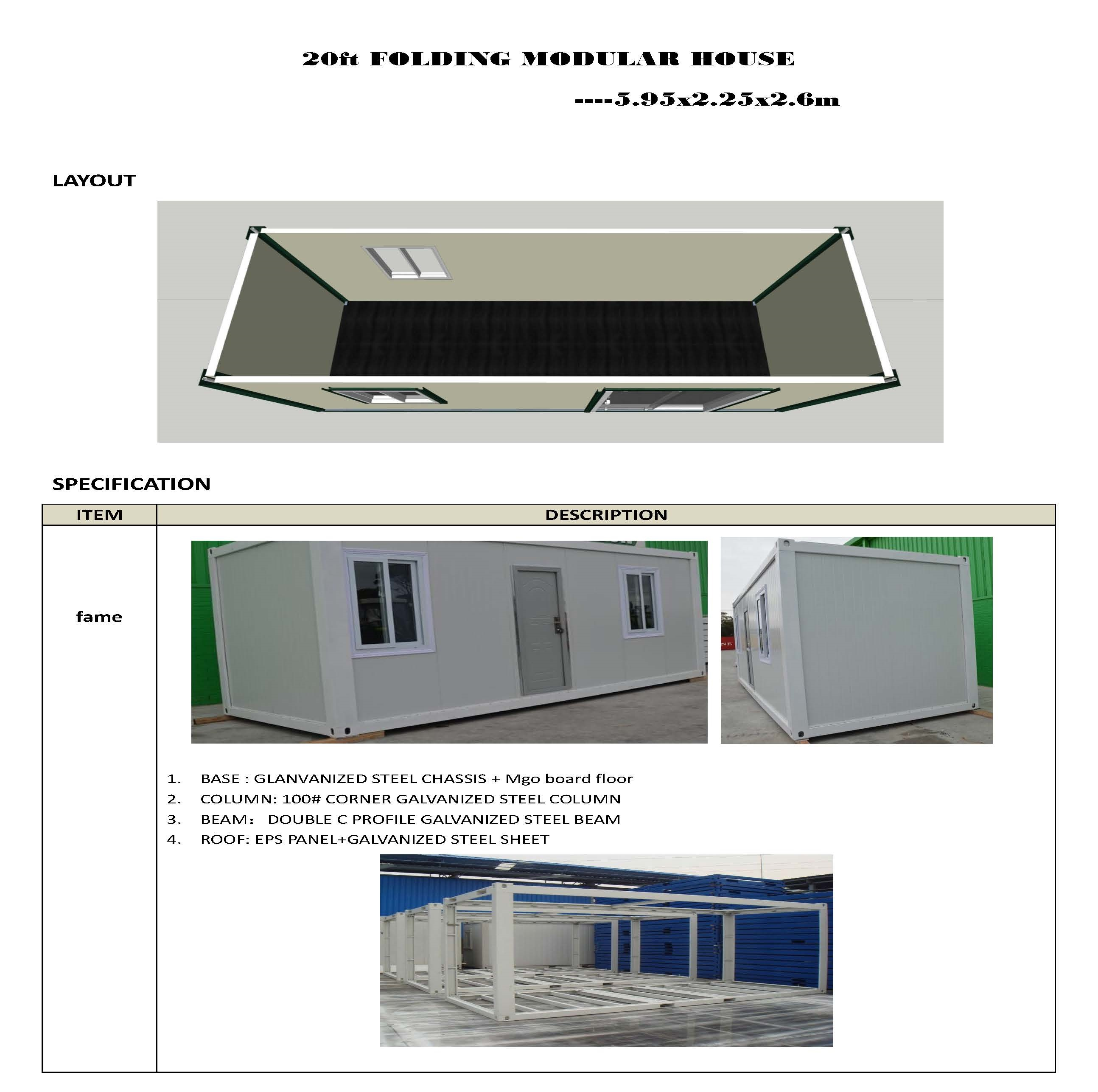 29730 - Container house China