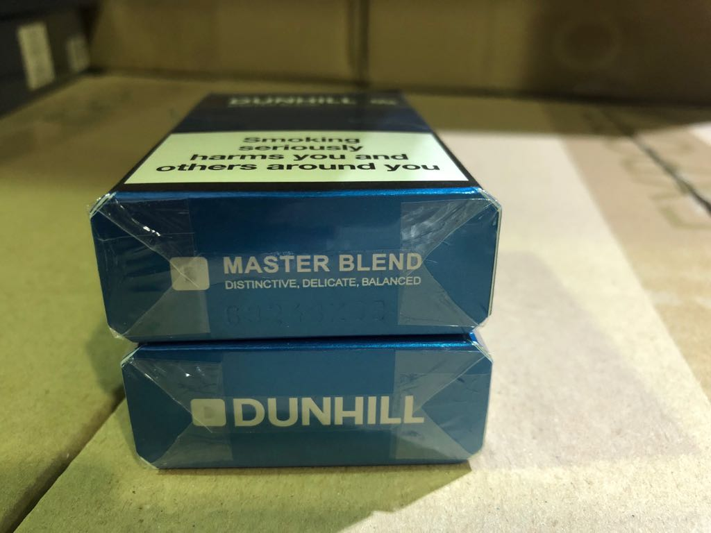 29734 - Dunhill blue King size UAE