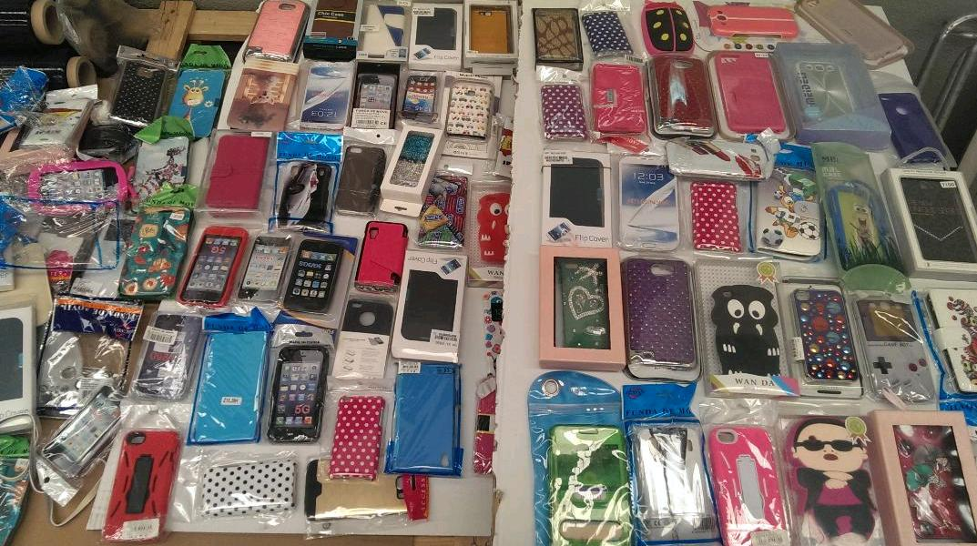 30068 - Truck mobile phone accessories Europe