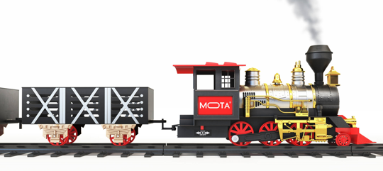 30361 - MOTA train sets USA