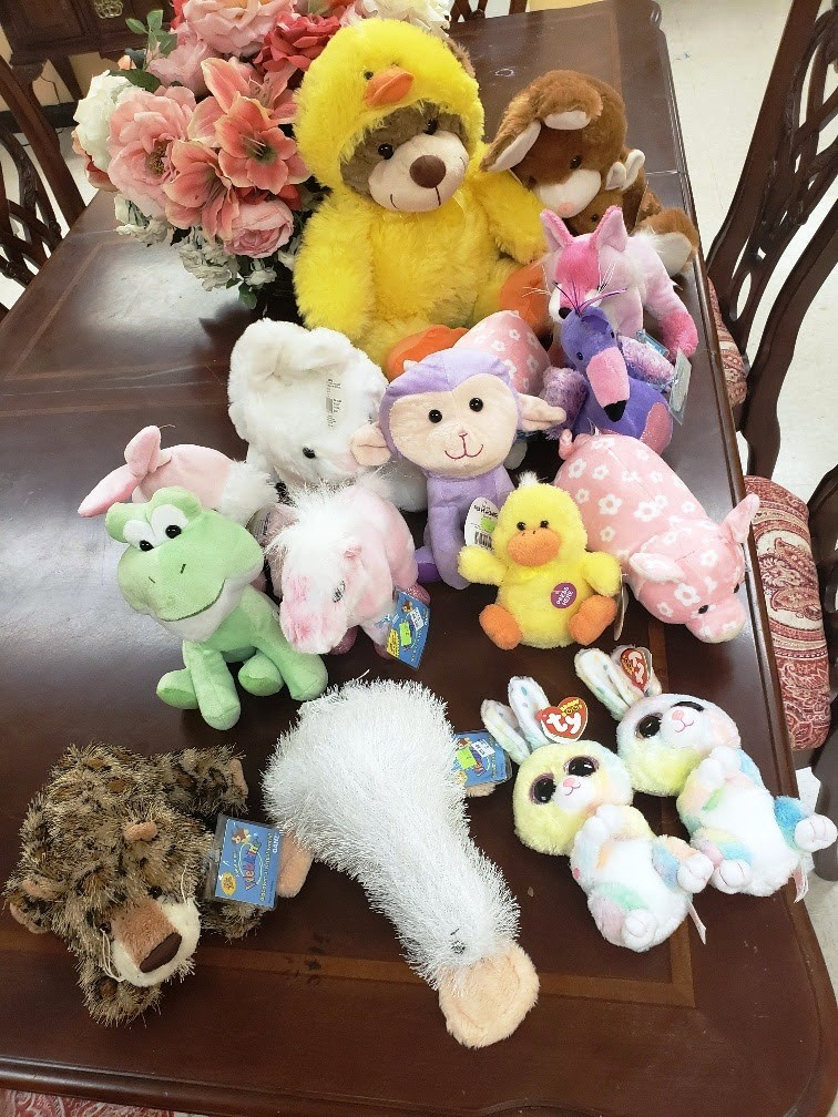 30364 - Mixed Stuffed Animals Offer USA