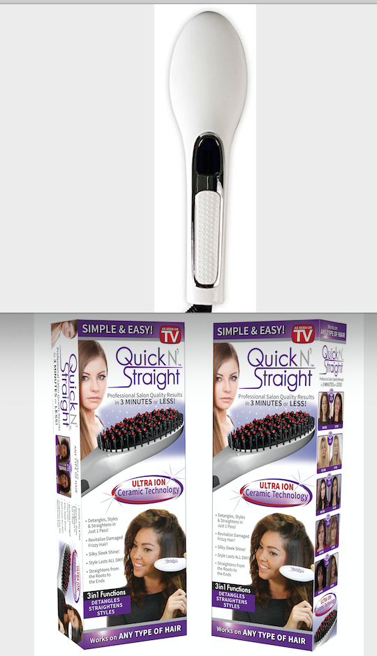 33680 - ASOTV Hair Brush USA