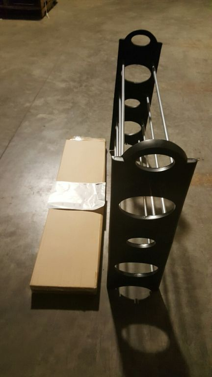 35438 - Shoe Rack Truckload USA