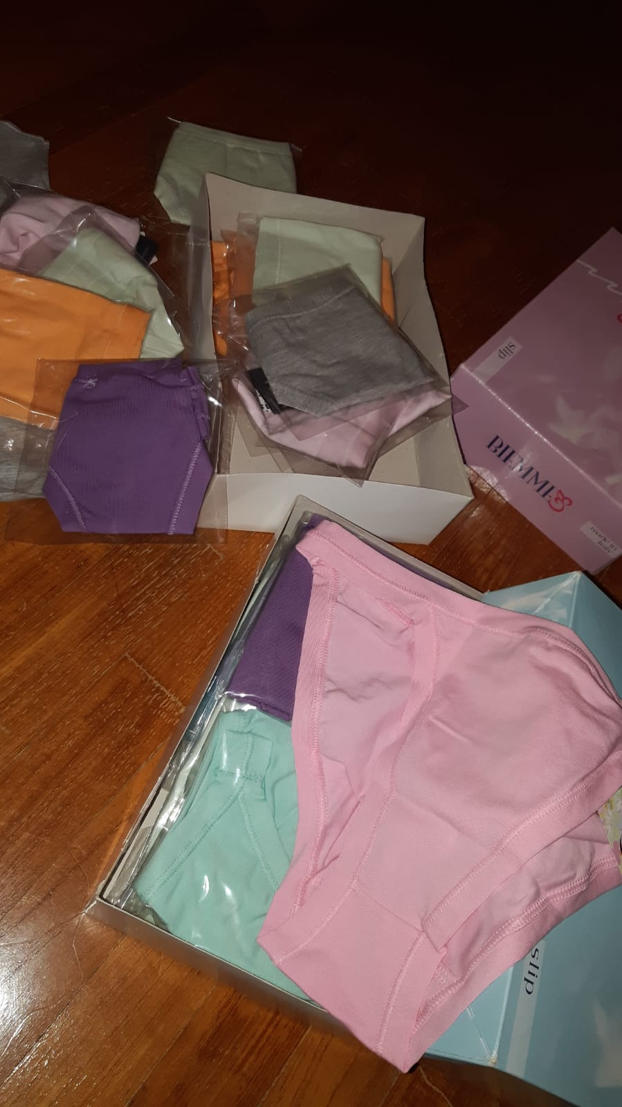 35675 - Stock Underwear Made in Italy Europe