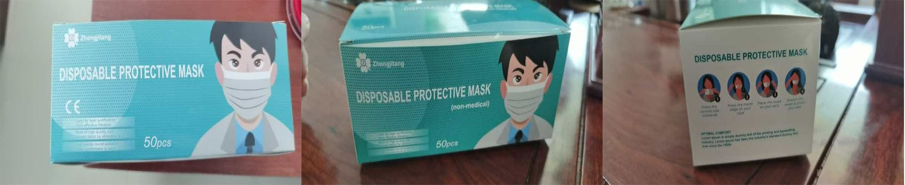37626 - Very cheap Non-Medical Surgical Masks Europe