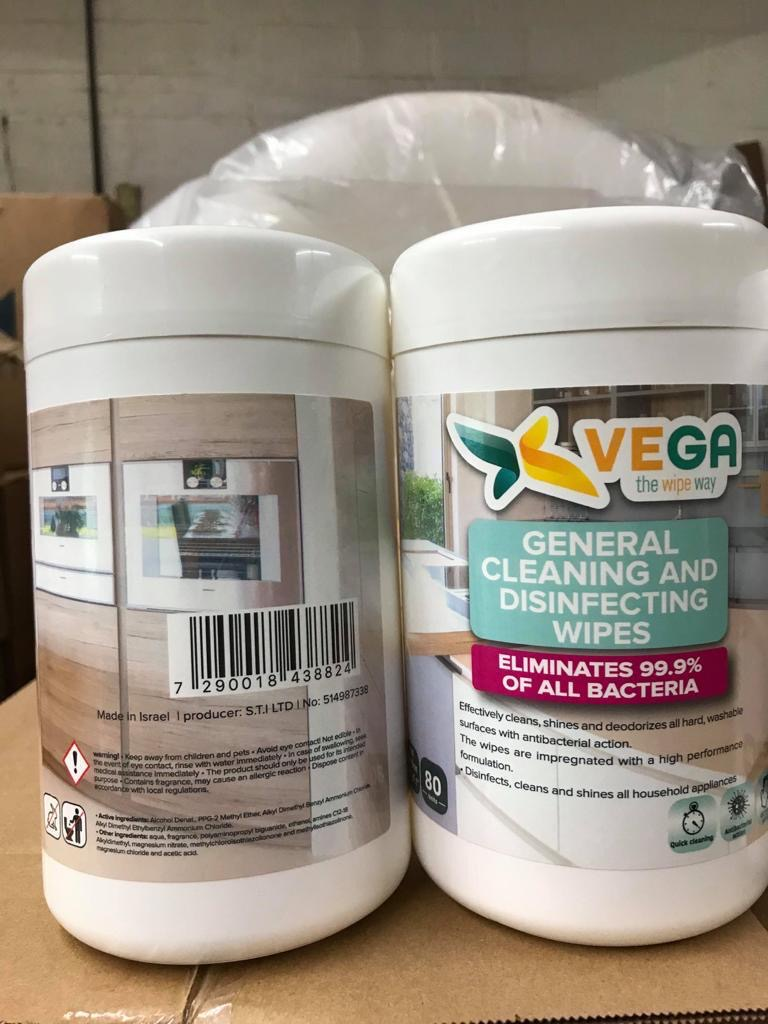 37720 - Disinfecting wipes USA
