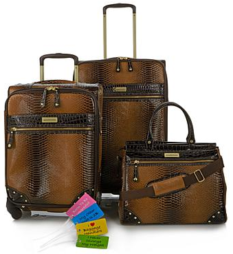 38025 - Brand NEW Name Brand Luggage Load USA