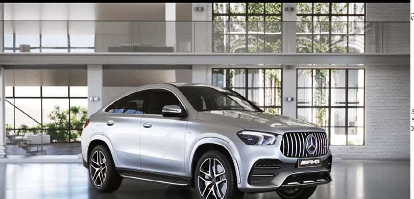38454 - 16 units ready now::: GLE 450 4MATIC Coupe 2021/GLE 53 Mexico