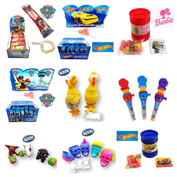 39615 - Licensed Candy Europe