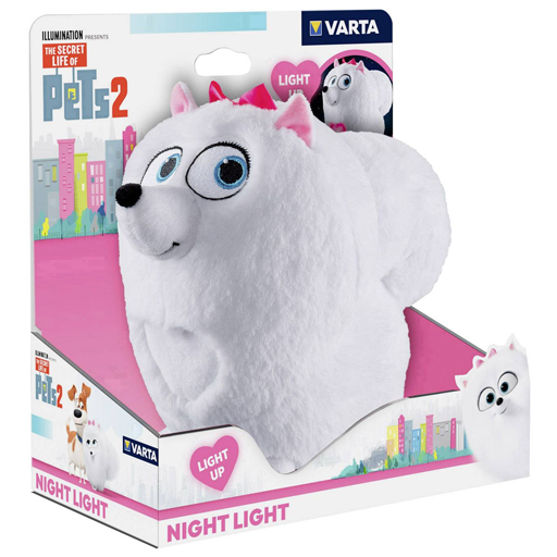 39955 - Little pets secret life illuminated plush lamp set Europe